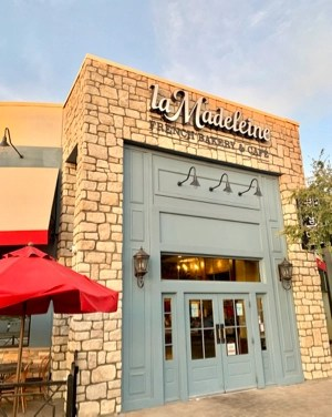 La Madeline French Cafe' Birthday Club