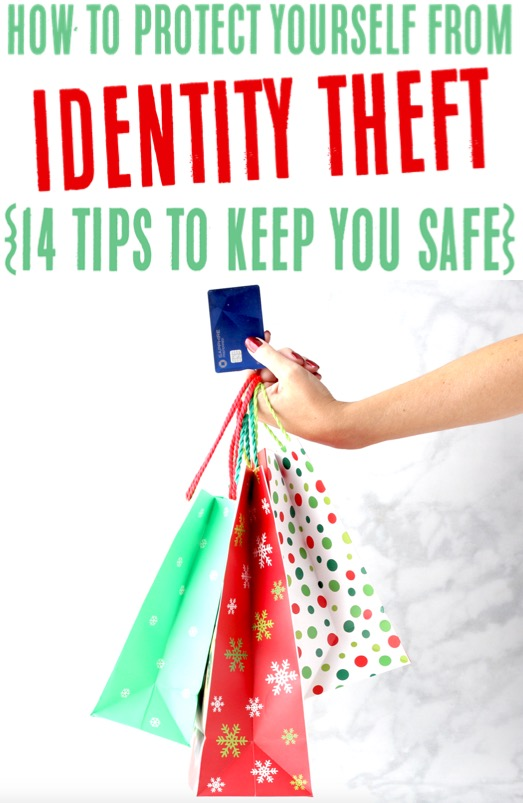 Safety Tips - How to Protect Yourself From Identity Theft