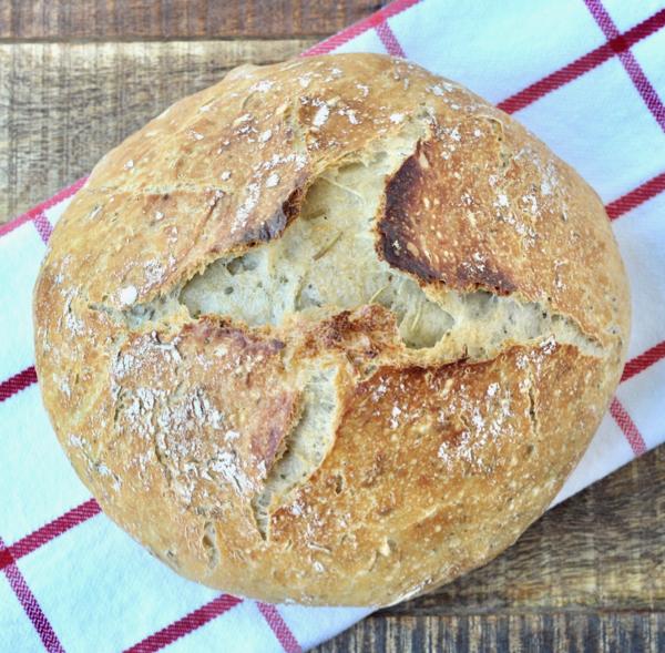 Dutch Oven Bread Recipes Easy