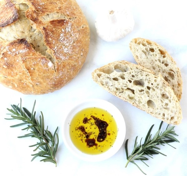 Rosemary Bread Recipe Easy