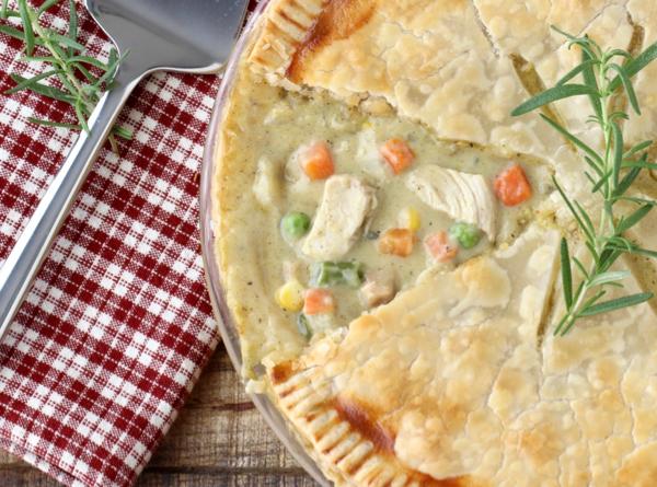 The Best Chicken Pot Pie Recipe in the World