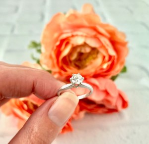 How to Clean Your Diamond Ring at Home! {Trick to Make it Sparkle}