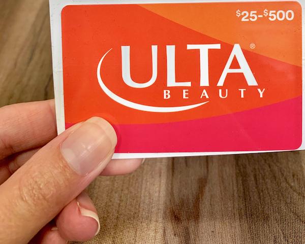 Free Ulta Gift Card