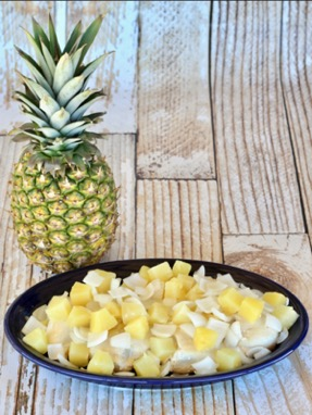 Crock Pot Tropical Pineapple Chicken Recipe
