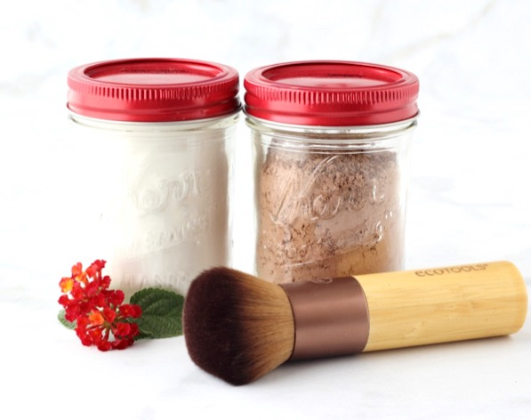 Homemade Dry Shampoo for Dark Hair or Blondes Easy
