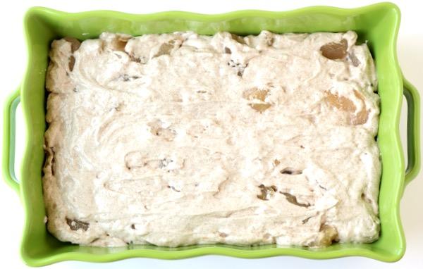 Apple Angel Food Cake Recipe