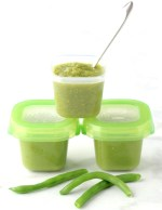 Homemade Green Bean Baby Food Puree Recipe