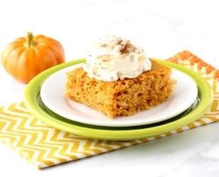 Pumpkin Angel Food Cake Recipe Easy