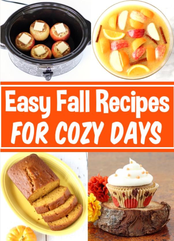 Pumpkin Recipes and Fall Apple Recipe Ideas