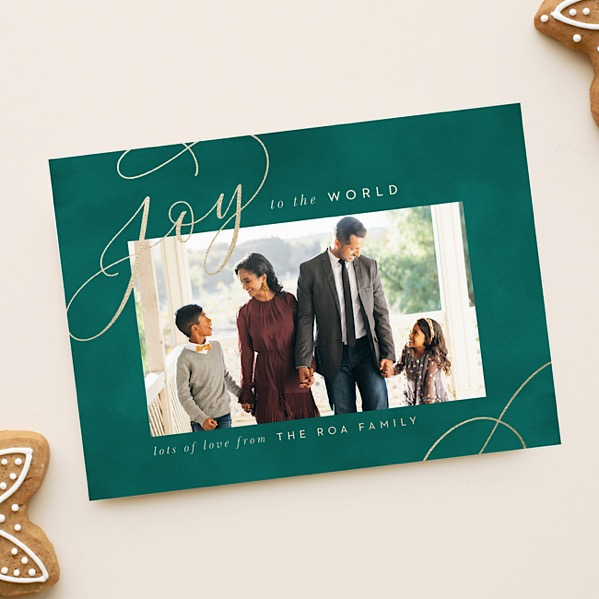 Christmas Cards - Basic Invite