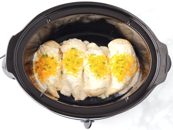 Crockpot Garlic Chicken Breast Recipes Easy