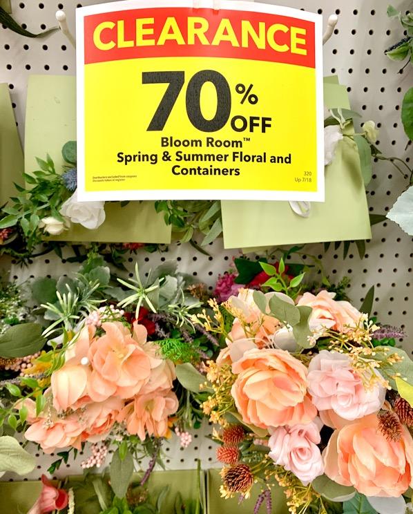 Joann Summer Decor Sale