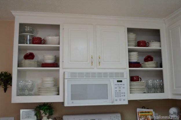 kitchen cabinets design dilemma