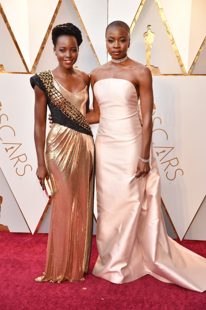 Best Dressed at the 2018 Oscars