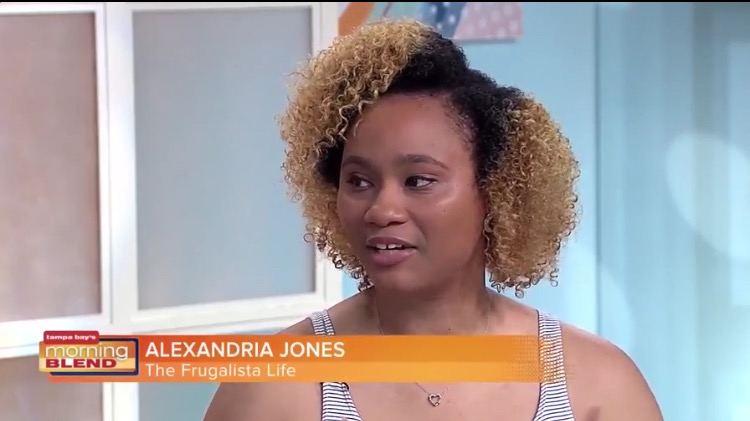 Lights, Camera, Action: My 1st Time on Tampa Bay's Morning Blend