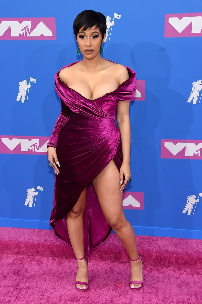 Who was Best Dressed at the 2018 Video Music Awards?