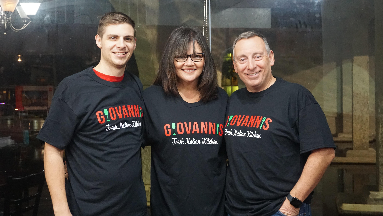 Palm Harbor's Giovanni's Fresh Italian Kitchen is one big, happy family