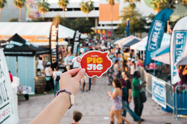 Tampa Pig Jig serves up BBQ for a good cause