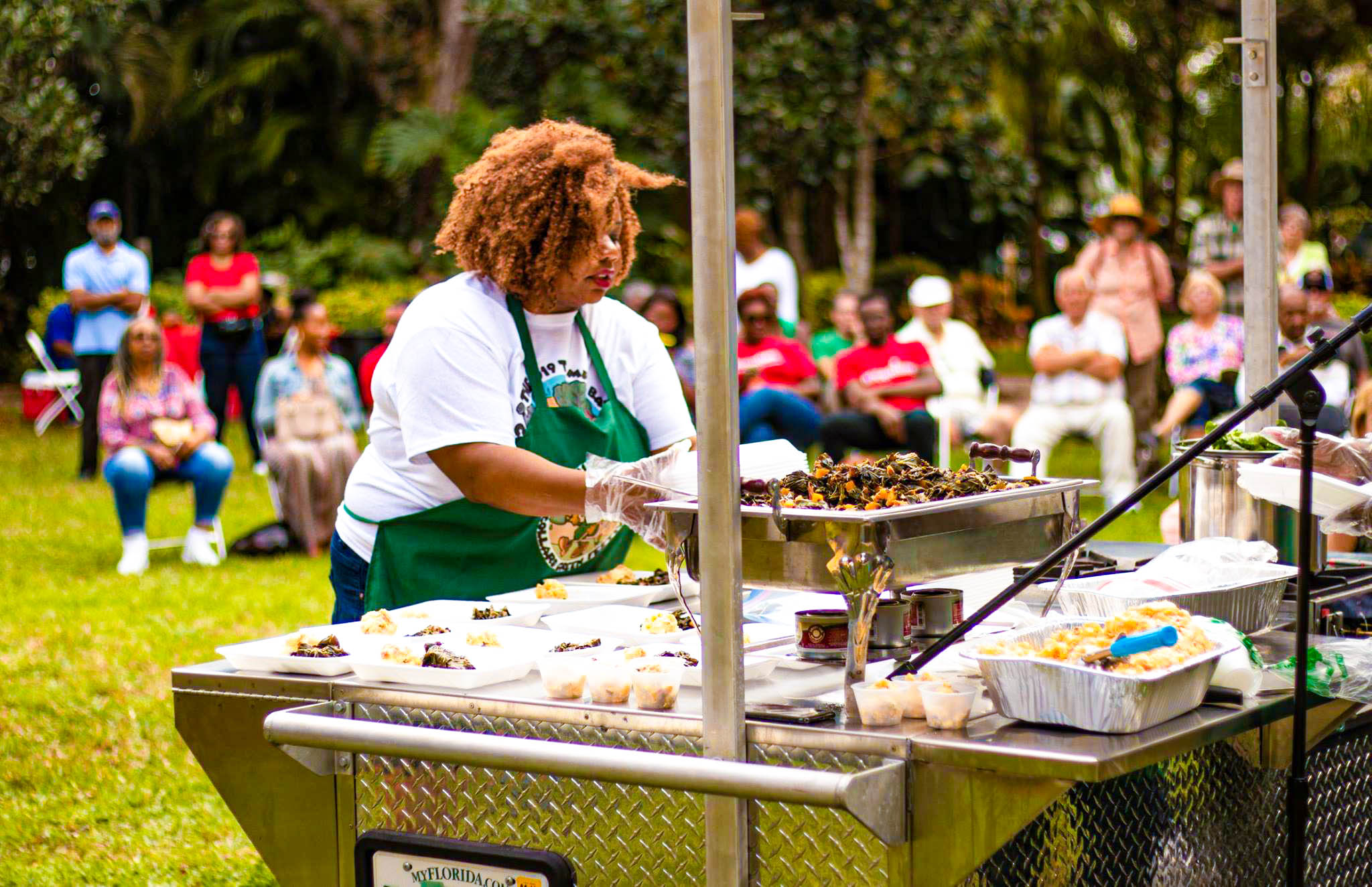 Tampa Bay Collard Green Festival celebrates how food creates relationships