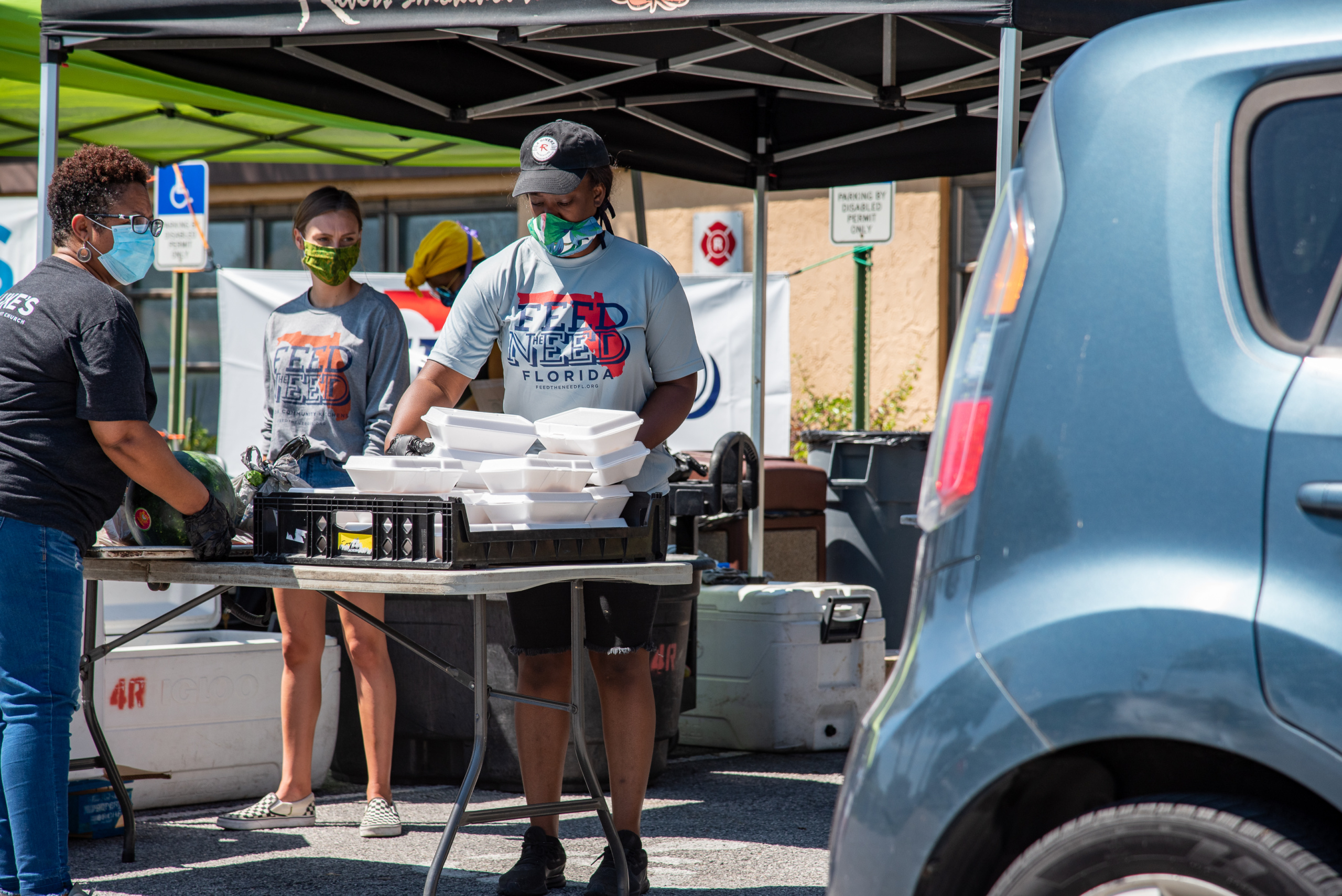 Feed the Need Florida donates meals to deserving Florida families