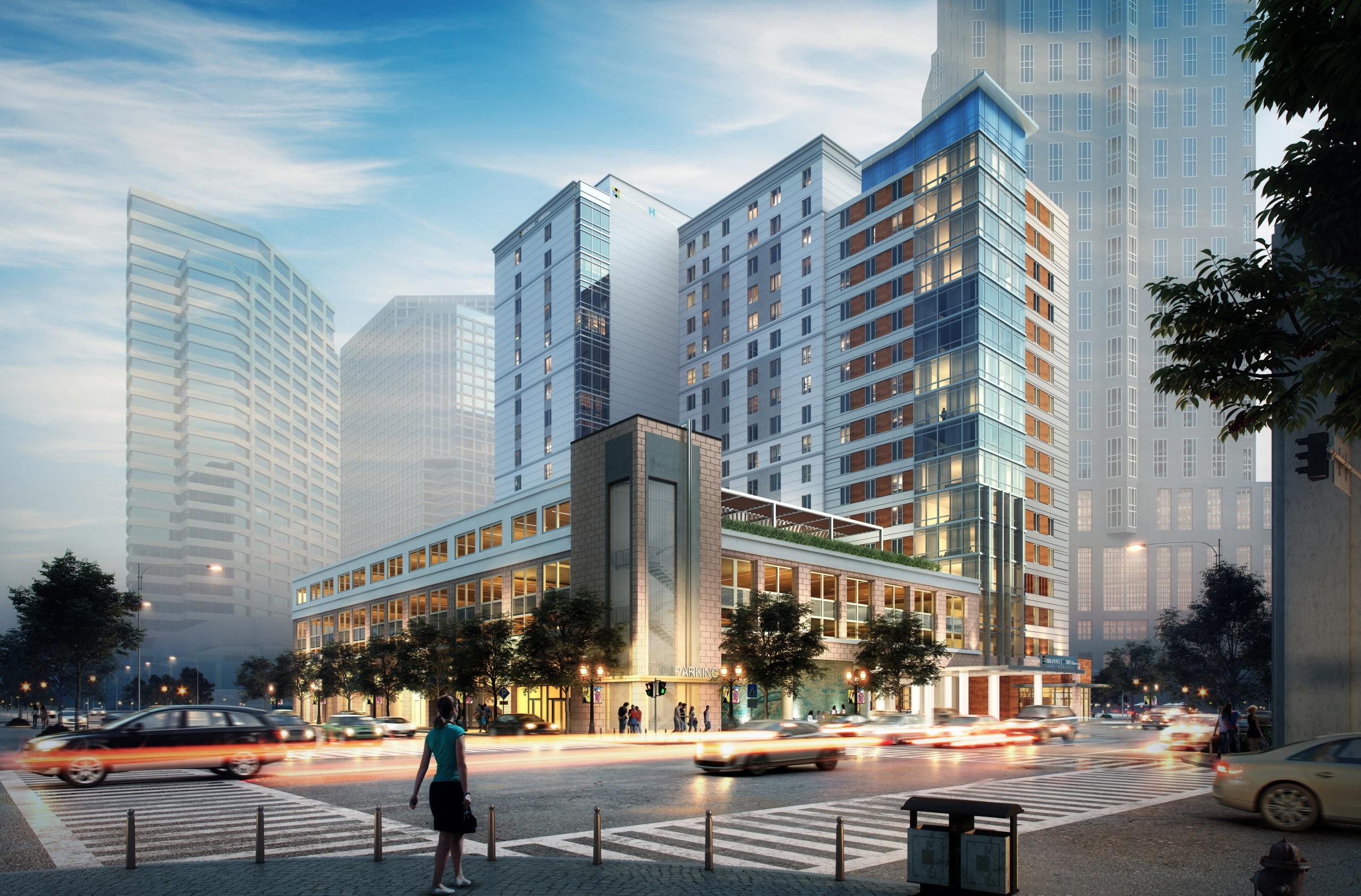 Hyatt Place, Hyatt House now open in Downtown Tampa