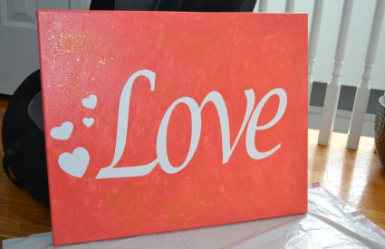 DIY Easy Canvas Art