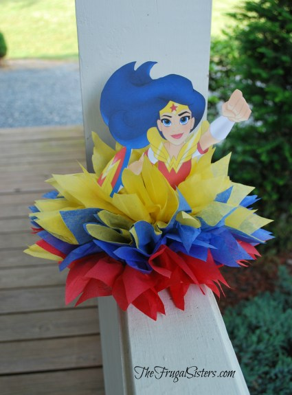 Super Hero Girls Party