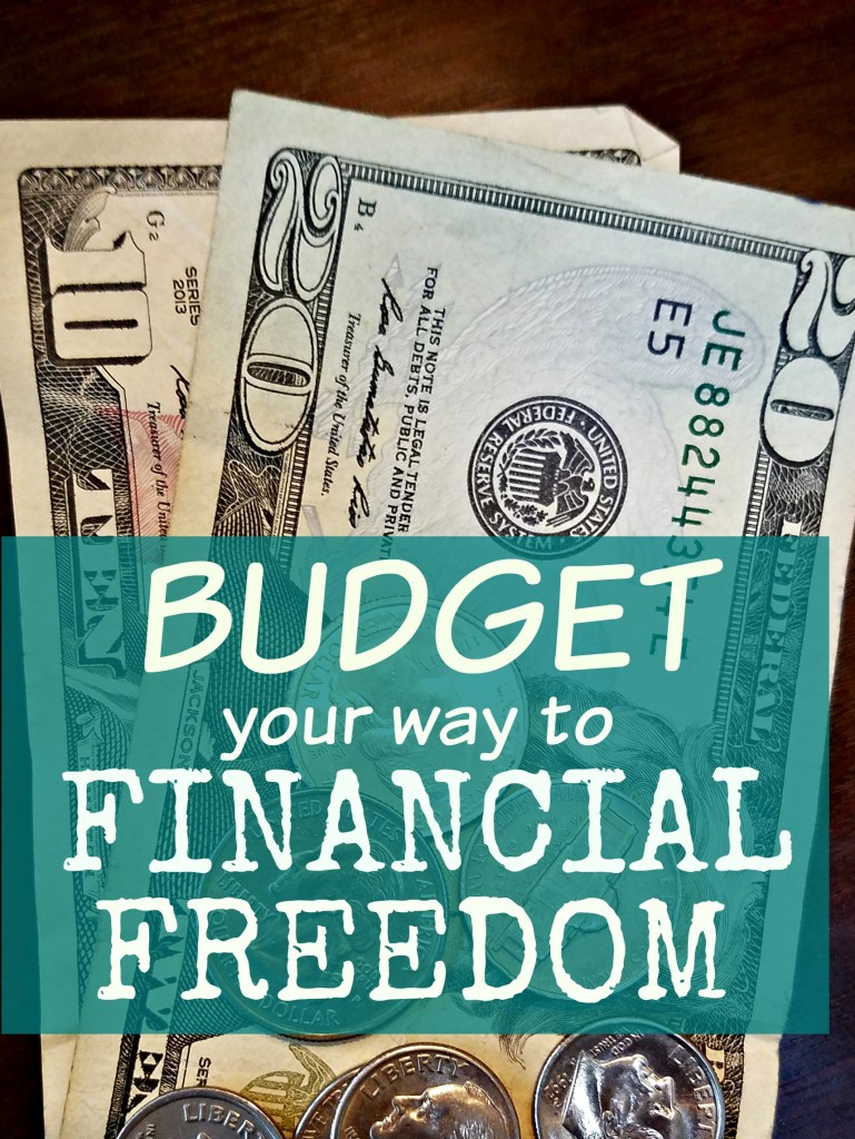 Budget to Financial Freedom
