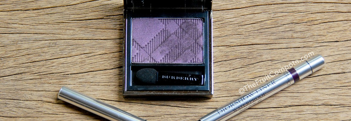 DiorShow Liner Waterproof Plum – Happy Accident