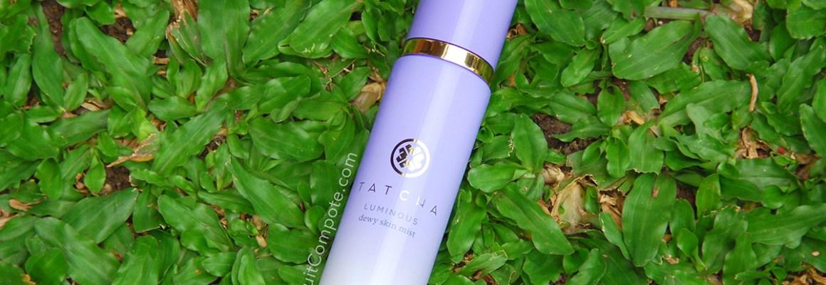 TATCHA Luminous Dewy Skin Mist – Eloquently Impressive
