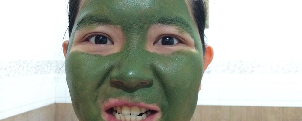 Roaring Hulk – Menard Pack Aserie Clay Mask