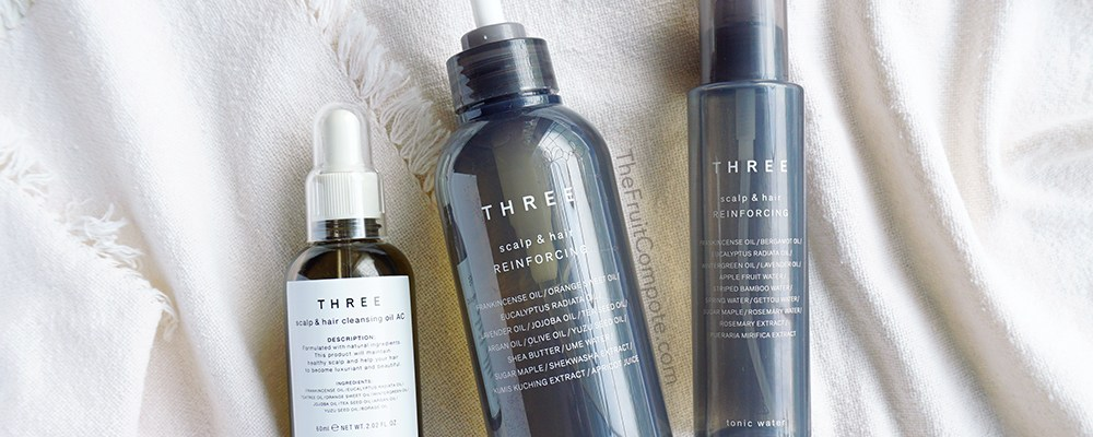 Venturing Into THREE Scalp & Hair Treatment