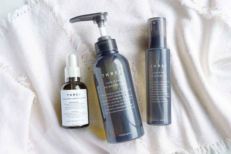 THREE-shampoo-hair-cleansing-oil-treatment-tonic-review-routine-photos-4