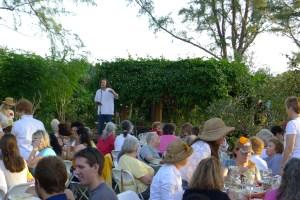 Tea in Garden Flavio