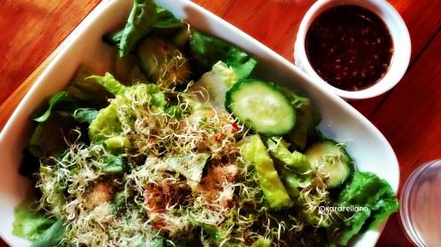 Garden Salad for Kuya Tobs