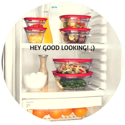 Keep your fridge glistening