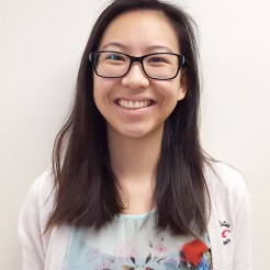 Caroline Lu, candidate, vice-president equity. Photo: Anchal Sharma.