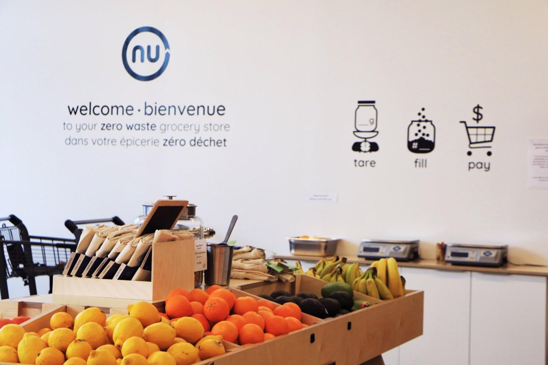 Nu Grocery Zero-Waste Grocery Store