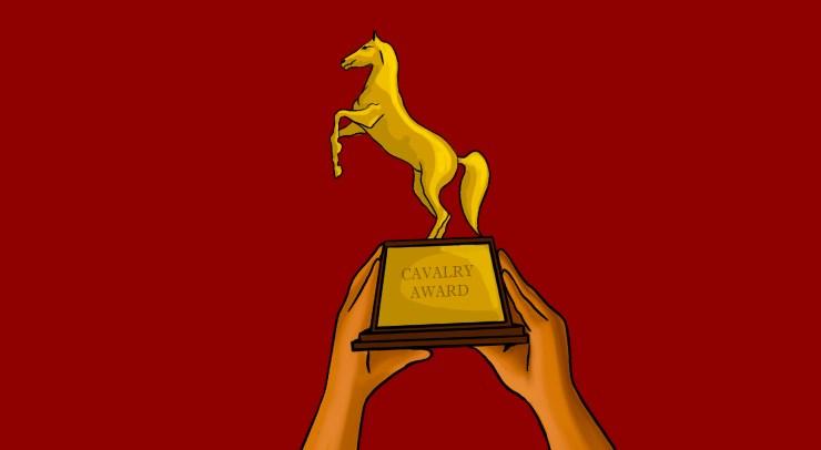 Cavalry awards