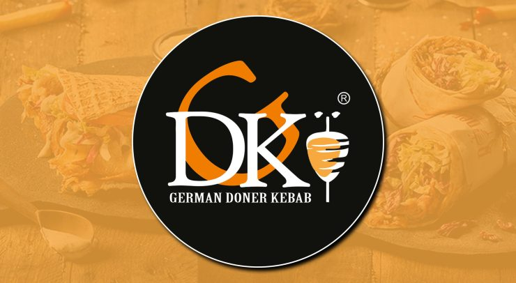 The German Doner Kebab logo