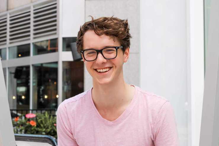 profile of Liam Roche