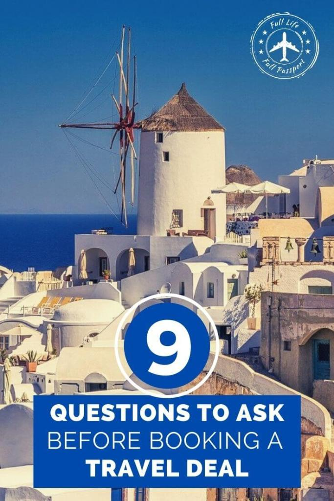 How do you tell if a Groupon or travel deal is worth the money? Use my simple step-by-step guide of questions to ask when booking a trip!