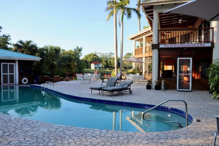 Pool at Black Orchid Resort