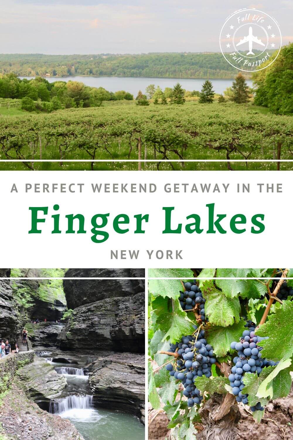 A Long Weekend Getaway in the Finger Lakes