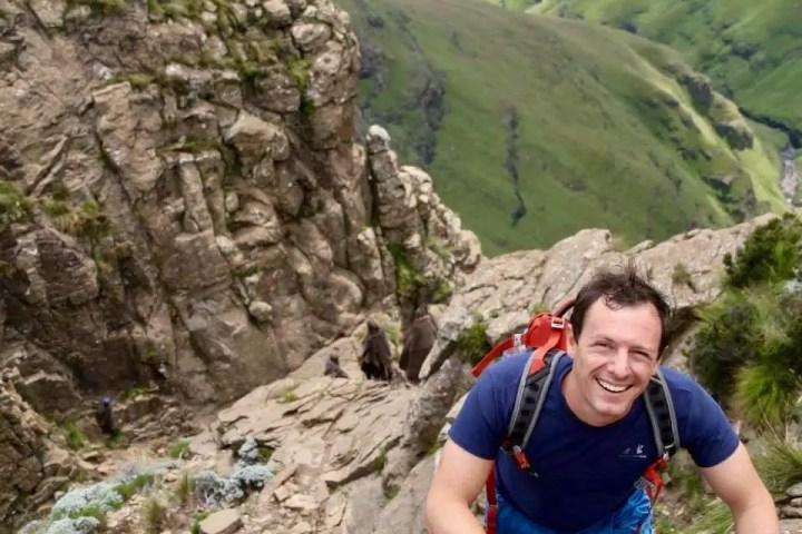 Max mountain climbing