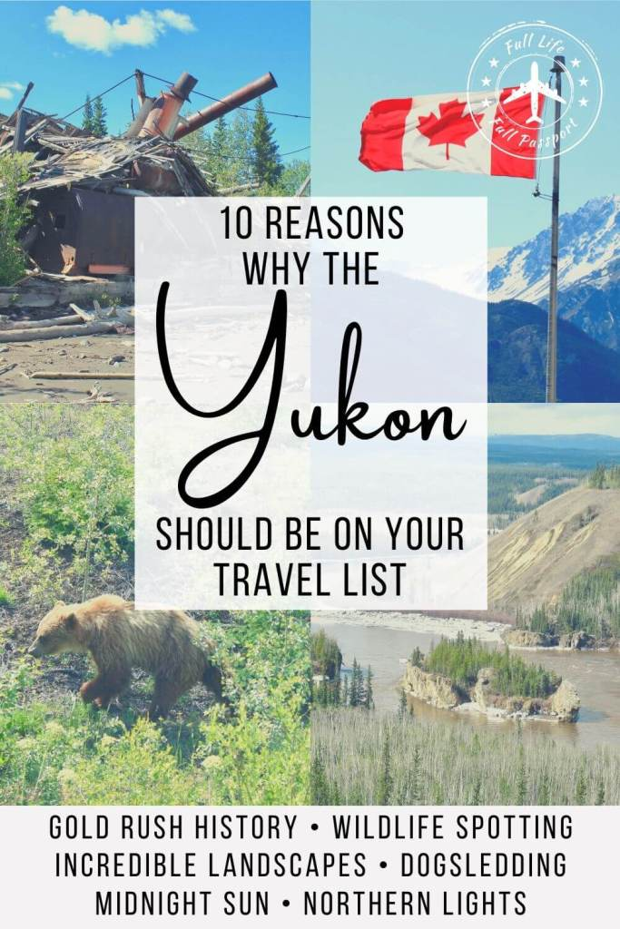 The Yukon Territory is a land of rugged mountains, glacial rivers, and impossible beauty. Here are some of the best reasons to travel to the Yukon.