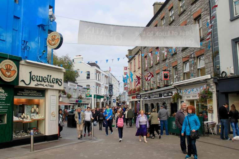 Quay Street in Galway