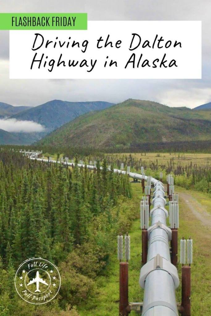 The Dalton Highway in Alaska is a drive unlike any other. It's gorgeous, remote, and a complete adventure that parallels the Alaska Pipeline.