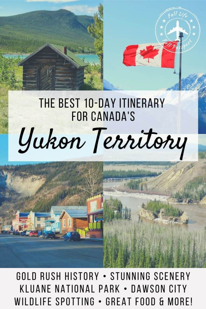 The ultimate 10-day Yukon itinerary! This comprehensive guide includes things to do, where to stay and eat, and tips for the best trip ever.
