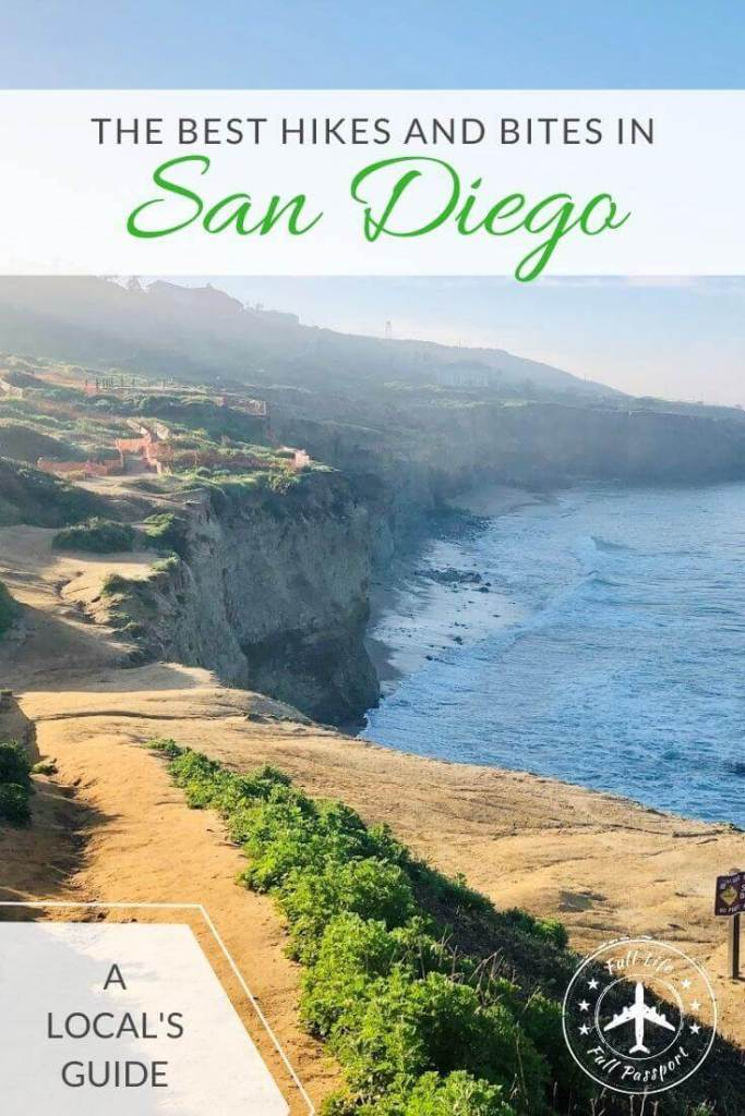 Everything you need to find the best hikes in San Diego, with tips and post-hike restaurant recommendations from a local expert!